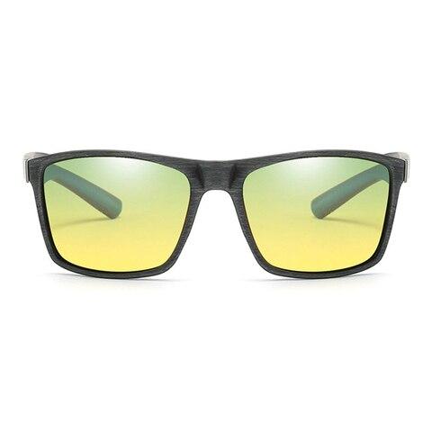 Polarized Sunglasses men Protection Driving Goggles Drivers Night-vision Sunglasses Anti-shock Sports Sunglasses UV400 Glasses Lahore