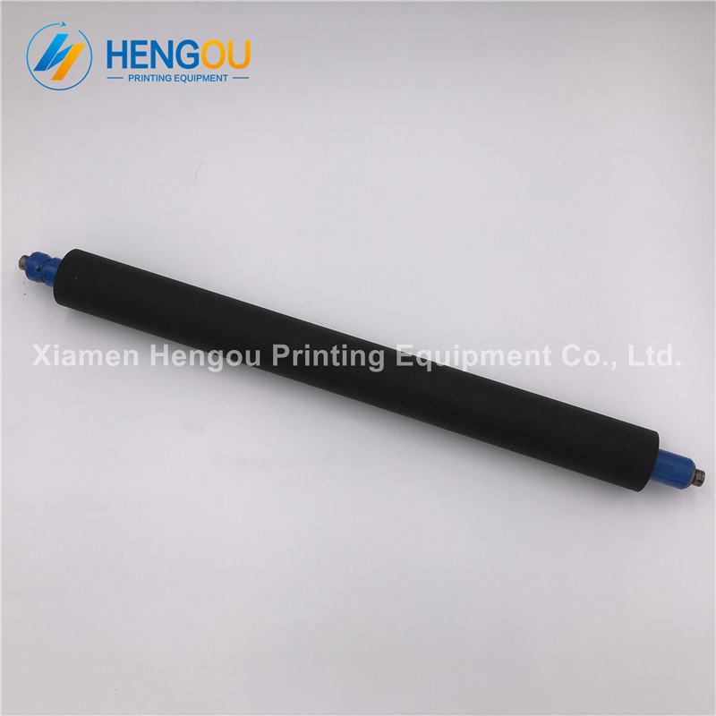 1 pcs heidelberg gto46 rubber rollers printing machinery parts rollers 300 aaron printing doctor blade for printing machinery w30 40mmxt0 2mmxl100m