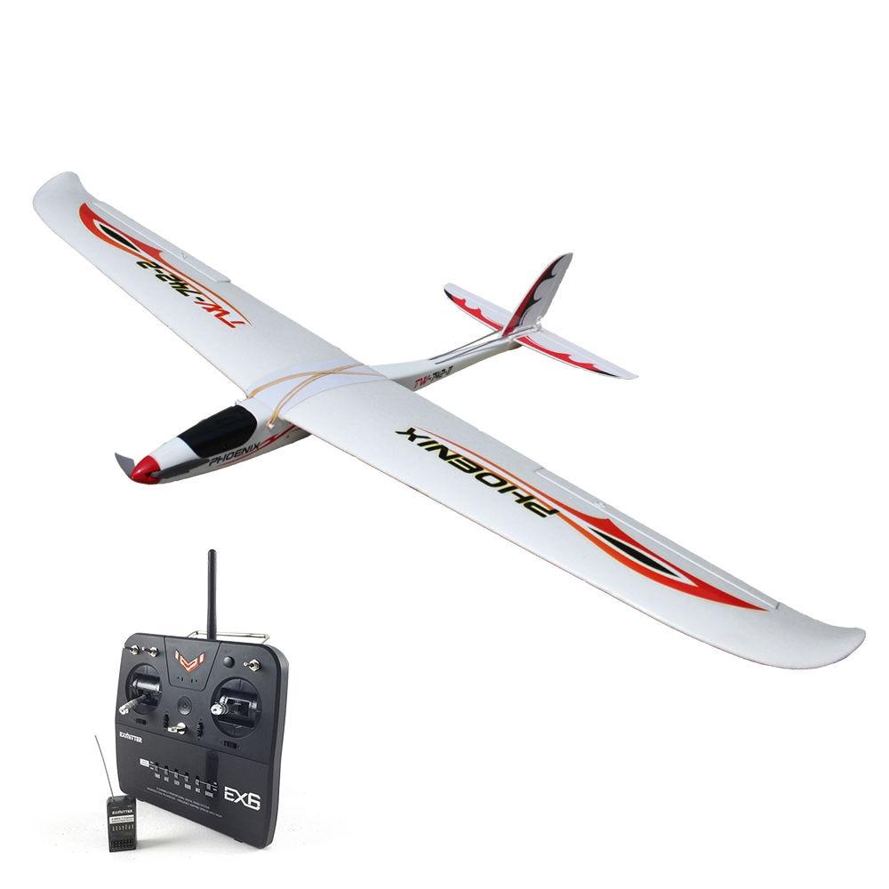 Volantex Phoenix 1600 V742-6 RC KIT PNP/ARF Plane Model  R/C GliderVolantex Phoenix 1600 V742-6 RC KIT PNP/ARF Plane Model  R/C Glider