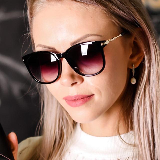 KAYSWELL Sunglasses Women Luxury Brand Designer Style UV400 Retro Sun Glasses Oculos Gafas De Sol D1722