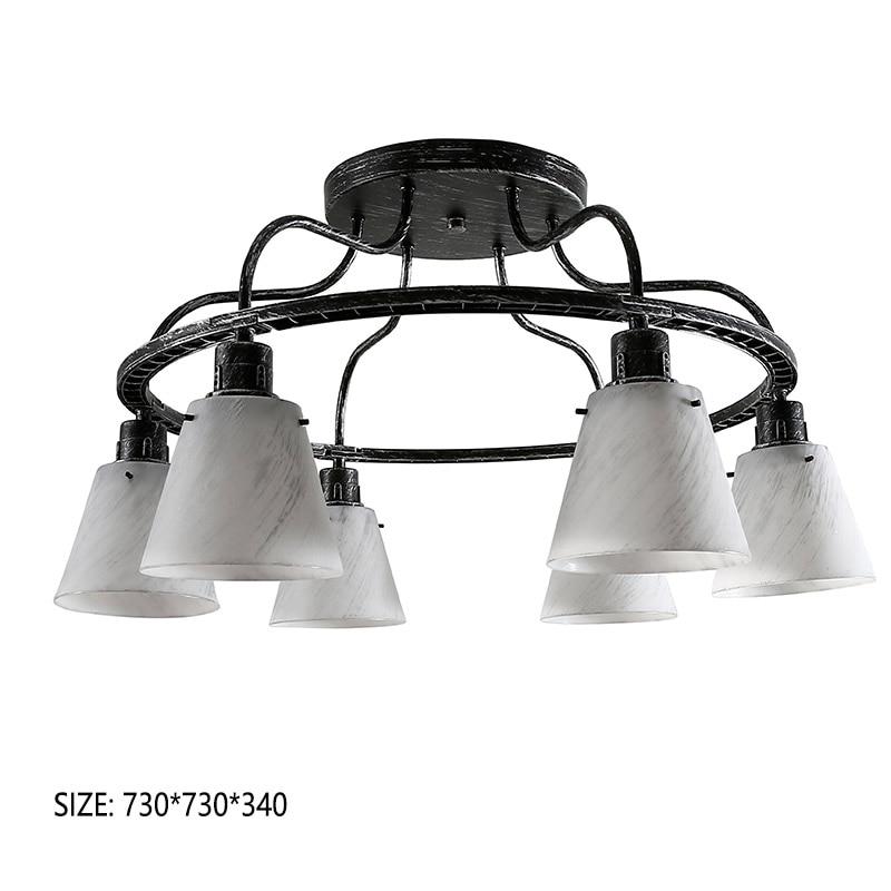 HTB1wZfzRYPpK1RjSZFFq6y5PpXaK Nordic LED Light Wooden Chandelier Lights E27 With PVC Lampshade For Living Room Lighting Fixtures 220V 110V Light