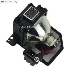 Image 3 - Alta Qualidade lâmpada de Substituição com habitação para Sanyo PLV Z2000 POA LMP114 PLV Z700 PLV Z3000 PLV Z4000 PLV Z800 projetores