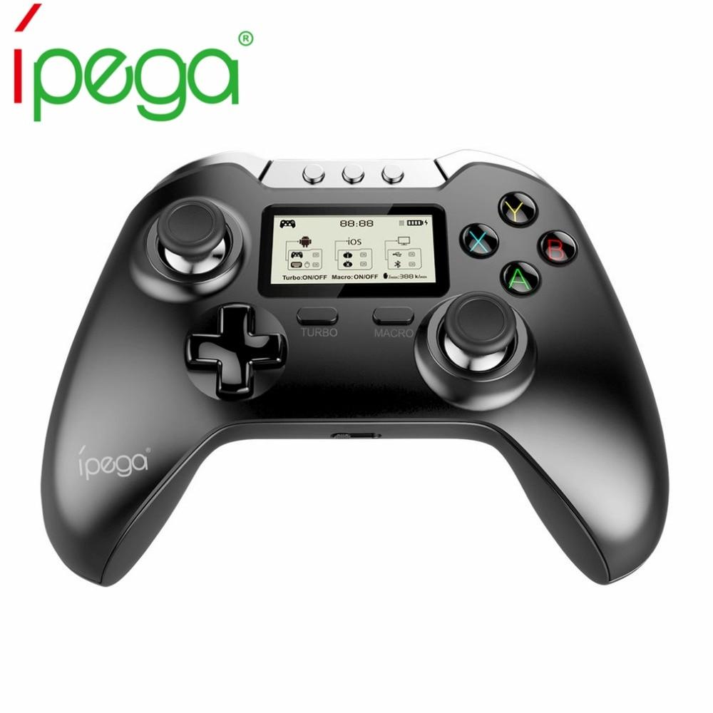 IPega PG9063 PG-9063 Drahtlose Bluetooth Gamepad Joystick Game pad Gaming Steuerung für Handy Tablet PC iOS