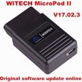 Original WITECH MicroPod II software WITECH MicroPod V17.02.3 online update 2 Para Chrysler/Dodge/Jeep/Fiat diagnóstico herramienta