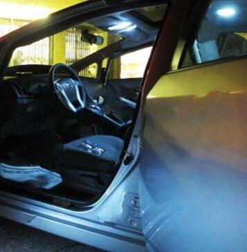 6pcs For 2003 04 05 2006 Infiniti G35 Sedan Led Full Interior Lights