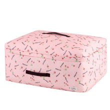 New Quilts Pouch Finishing Bags Oxford Cloth Pouch Clothes Portable Box Anti-moth Sponge Material