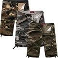 Libre shoping jadear Nuevo 2017 Hombres pantalones cortos pantalones cortos de Moda pantalones cortos de camuflaje militar de Los Hombres pantalones Cortos 42