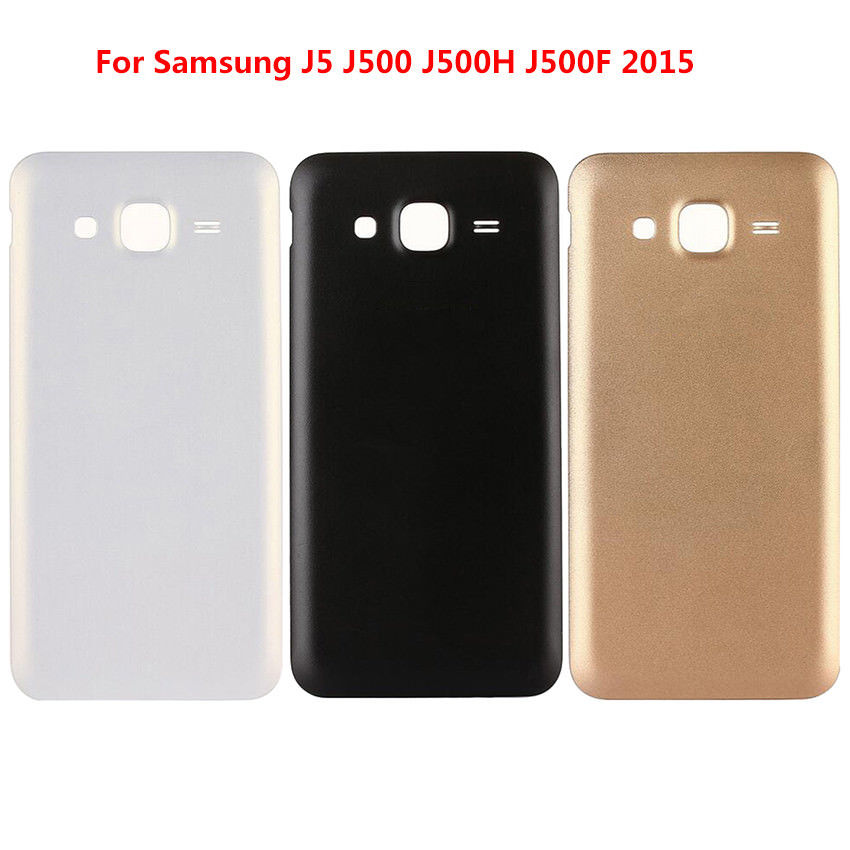 Original Phone Case For Samsung Galaxy J5 2015 J500 J500F J500FN J500H Housing Battery Back Cover Door Cover