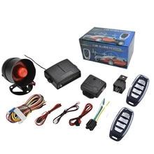 Universal Car Alarm System Auto Central Locking Sec