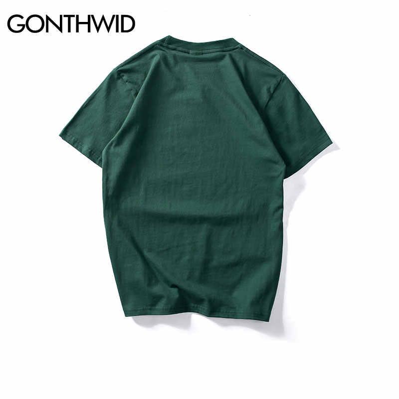 GONTHWID Virgin Mary мужские футболки 2019 Забавные футболки с короткими рукавами и принтом Летние повседневные хлопковые футболки в стиле хип-хоп Уличная одежда