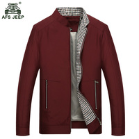 2017 Mens Spring Summer Jackets Casual Thin Male Breathable Windbreakers Boutique Business Bomber Hommes Jacket 85wy