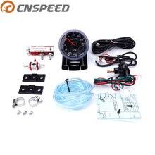 Boost-Gauge Turbo-Boost-Controller-Kit Cnspeed 60mm 30PSI Adjustable YC101412