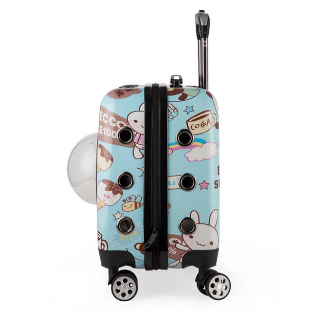 Dog Cat Carrier Travel Tote