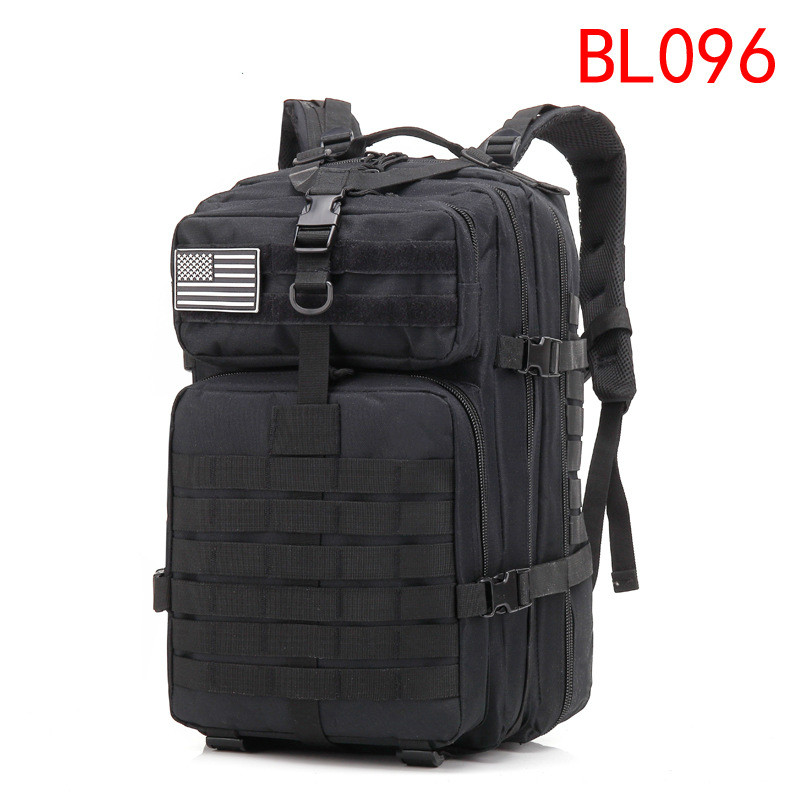 Camouflage Backpacks Sports Outdoor High Capacity Tactical Hiking military backpack