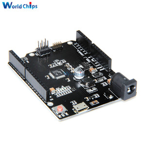 For Wemos D1 USB SAMD21 M0. 32-bit ARM Cortex M0 Core. Compatible With For Arduino Zero, For Arduino M0. Form R3.(China)