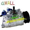 DENSO 7SEU17C COMPRESSOR For Car Volkswagen MULTIVAN V / TRANSPORTER V BUS / AMAROK 2.0  2009 2010 2011 2012 7E0820803F