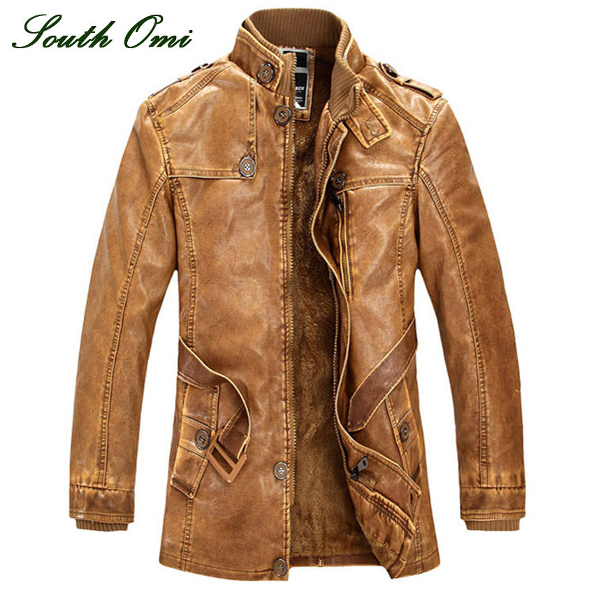 Popular Mens Distressed Leather Jacket-Buy Cheap Mens Distressed