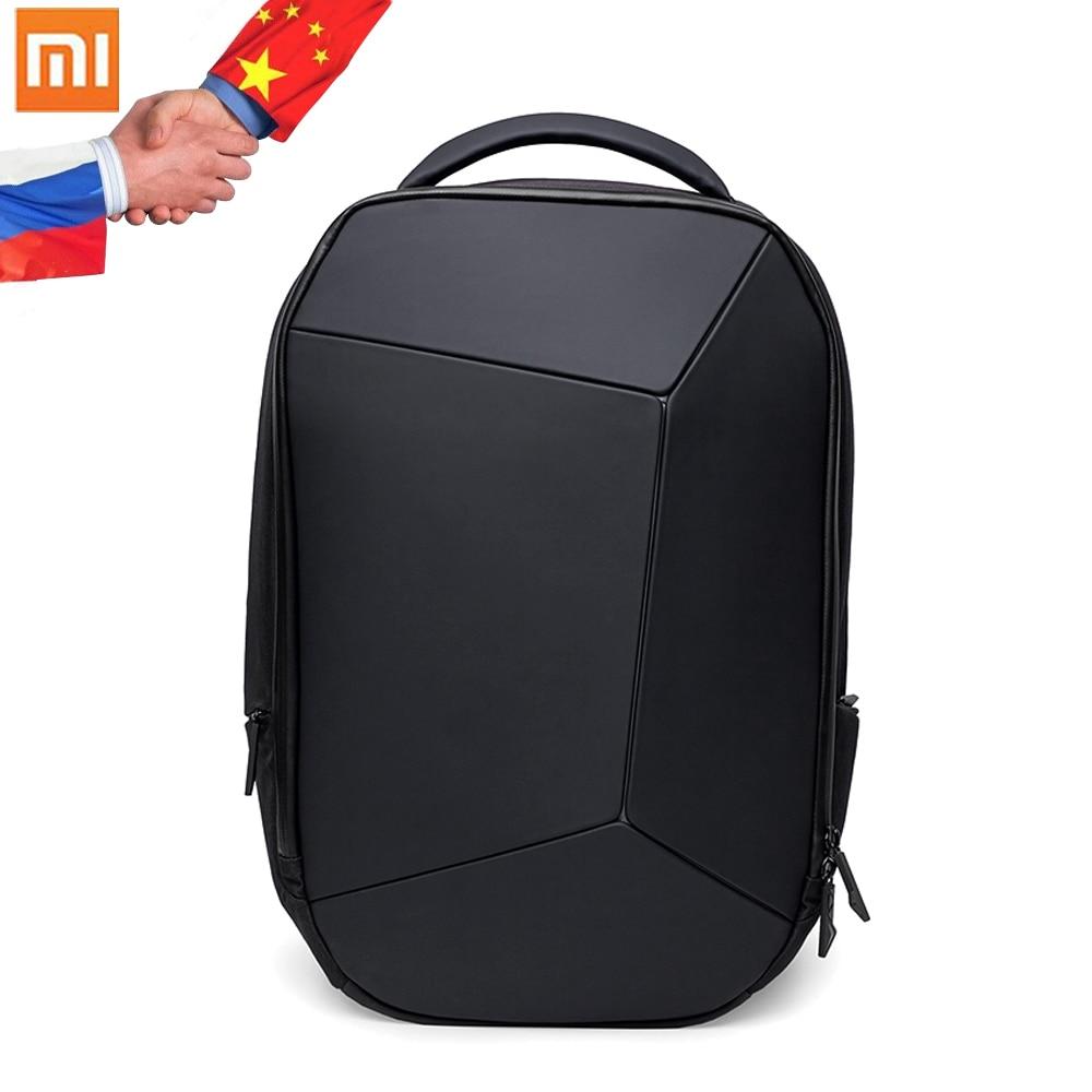 Billiger Preis Original Xiao Mi Geek Rucksack Wasserdicht 15,6 Zoll Laptop Große Kapazität Taschen Business Travel Game Player Liebhaber Männer Frauen Mi Tasche