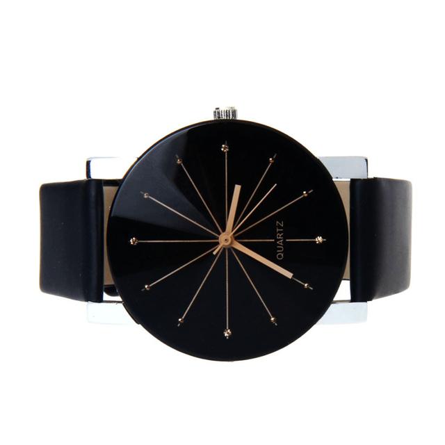 Reloj Atractivo con Dial de Cuarzo para Mujer