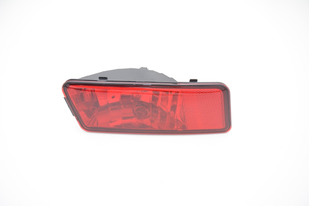 1Pcs Left Side Car Rear Tail Bumper Lamp Fog Light With Bulb 05178273AB For DODGE JOURNEY 2009-2010
