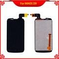 Pantalla LCD de Pantalla Táctil Para INNOS D9 D9C DNS S4502 S4502M DNS-S4502 Highscreen boost Teléfono Móvil Lcd Envío Gratis