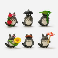 Hot Sale New Cute Totoro 3D Fridge Magnets Travel Souvenirs Refrigerator Magnetic Sticker Home Decoration Gifts