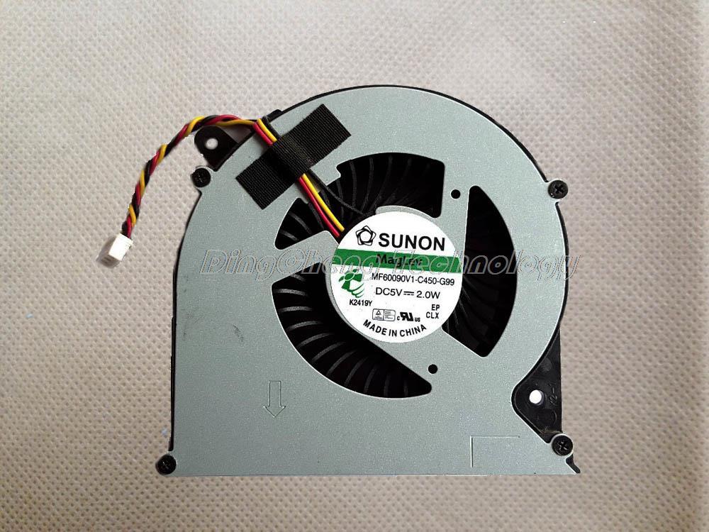 HOLYTIME FÜR Toshiba C850 C855 C870 C875 L850 L870 L850D L870D CPU lüfter MF60090V1-C450-G99 Laptop Heizkörper Lüfter