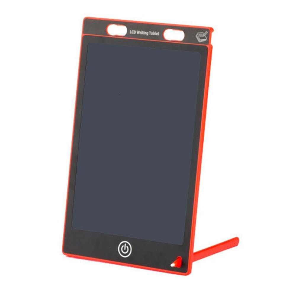 Ultra-cienki 8.5 Cal tablet lcd do pisania cyfrowe dzieci rysunek pisma elektroniczny Pad rysunek Graffiti Toy prezent z piórem