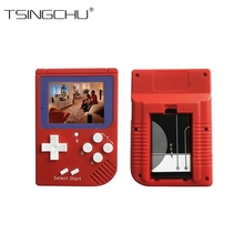 20PCS Retro Mini Pocket Handheld Game Player TV Output Video Game Console Built-in 129 Classic No Repeat Games Best Kids Gift