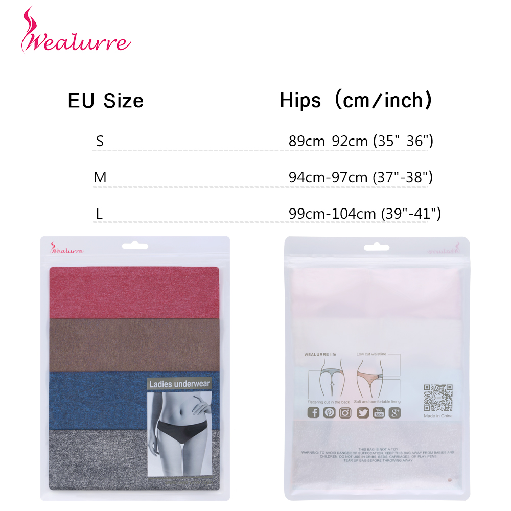 Colored Cotton Panties Briefs for Women Sexy Thongs Women 39 s Seamless Underpants Breathable Underwear Female Calcinha Lingerie in women 39 s panties from Underwear amp Sleepwears