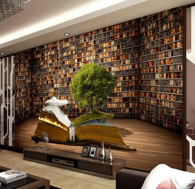 aliexpresscom buy custom 3 d wallpaper coloring book mural for sitting room bedroom study background wall waterproof wallpaper papel de parede from - Coloring Book Wallpaper