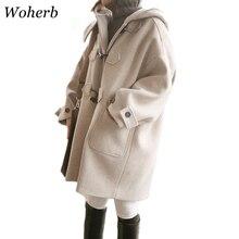 solto casaco de chifre