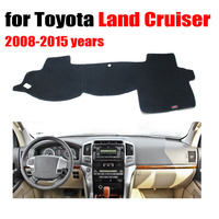 Car Dashboard Cover Mat Left Hand Drive Dashmat Pad Dash Mat Covers Dashboard Accessories For Toyota
