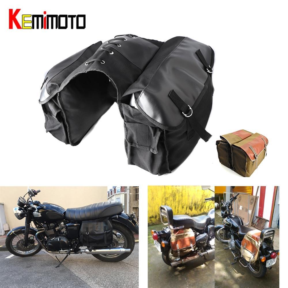 Harley fhdtb082 Ducati Da Motociclo Per Borsa Kemimoto Bmw Kawasaki Rider Kit Parti Sella Fhdtb107 Knight Del FzHw7
