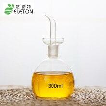 ELETON 300 ml Medium umweltfreundliche öl und essig flasche menage glas öl flasche olivenöl flaschen küche versorgung Geschirr