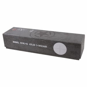 Image 3 - Винтовочный оптический прицел Vector Optics Atlas 5 30x56 SFP, тактический винтовочный прицел 35 мм с блокировкой револьвера, боковой Фокус 12,7 мм. 50 BMG