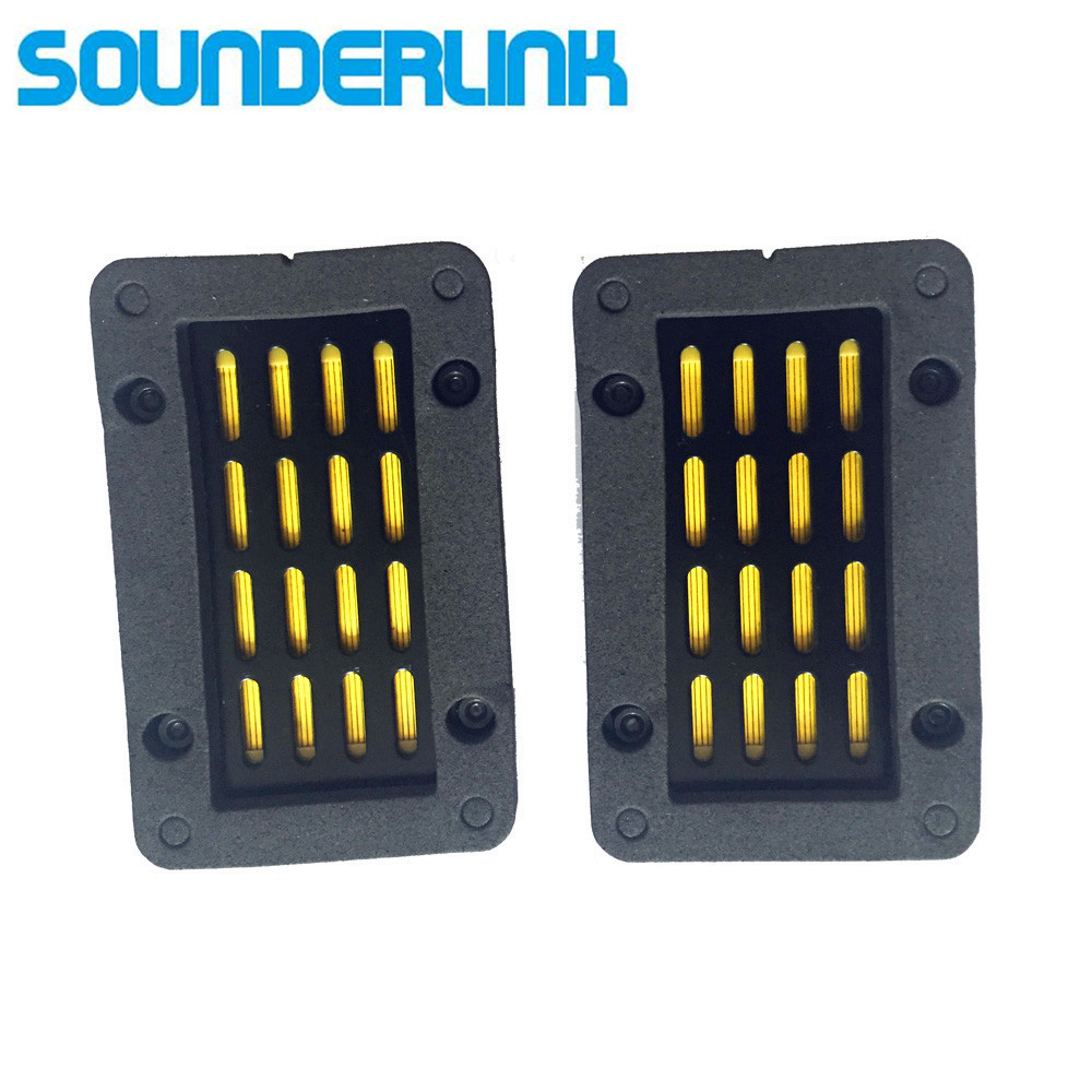 Initiative 2pcs/lot High Power Hifi Definition Speaker Ribbon Tweeter Amt Transformer Voice Coil Bookshelf Speakers