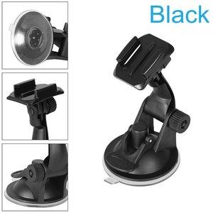 Image 3 - Mini Action Camera Suction Cup for GoPro Hero 7 5 6 4 Sony SJCAM SJ7 Yi 4K H9 Go Pro 7 Mount Window Glass Sucker Accessory
