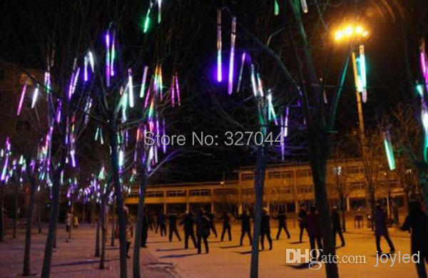 10 x 60 LEDs 50CM Christmas SMD3528 Lights Meteor Shower Rain Tubes LED Light for Party Wedding Decoration