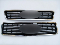 eOsuns Front Bumper Grill Grille for Audi A6 C5 1999 2005