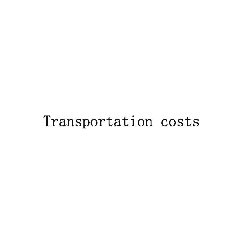 Bao xiu Transportation costs
