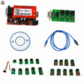 Free Shipping Best UPA USB Programmer V1.3 Full Set with 21 Adapter Hot sale Eepprom Universal Chip Programmer Upa-usb ECU Tool