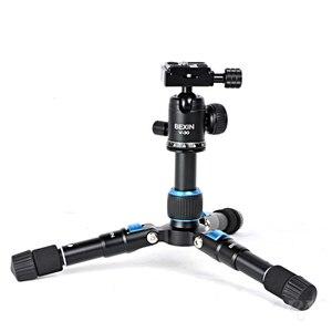 Image 4 - Bexin mini tripé portátil m225s, mini tripé para celular, temporizador ao vivo, câmera para fotografia, slr, tablet, mini bola de cabeça tripé com tripé