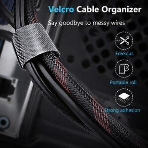 Image 2 - YKZ Organizzatore del Cavo di Legare Del Desktop Del Telefono Protezione Dello Pinze di Gestione Del Cavo Del Supporto Del Cavo del Cavo del Legare per il Mouse Cuffia Auricolare AG
