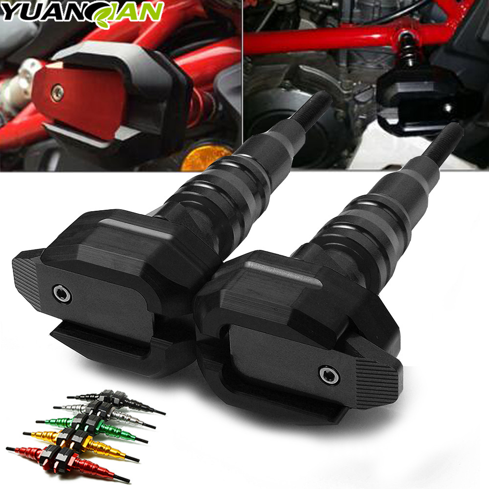 Hot High Quality Motorcycle Crash Protector CNC Engine Cover Frame Sliders For BENELLI BN300 BN600 TNT300 TNT600 BN TNT 300 600 цена