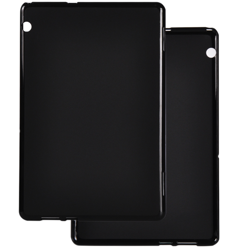 Slim Soft Silicone TPU Back Cover Rubber Skin Shell Bag Coque Funda Case For Huawei Mediapad T5 10 AGS2-W09/L09/L03/W19