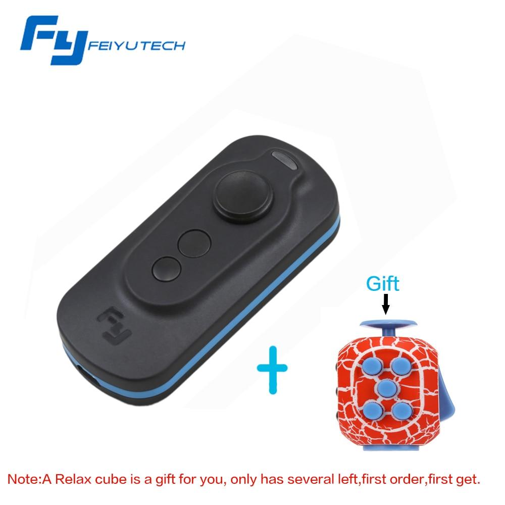 Feiyu Tech Nieuwste Bluetooth Smart Remote voor MG V2/MG Lite/G5/SPG/SPG Live/ SPG Plus/WG Handheld Stabilizer Medeplichtige-in Gimbal accessoires van Consumentenelektronica op  Groep 1