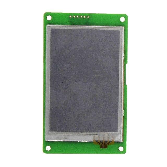 DMT48320C035_06W pantalla táctil de 3,5 pulgadas serie DGUS II pantalla inteligente desarrollo DMT48320C035_06WT DMT48320C035_06WN