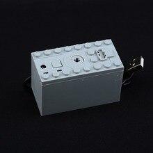 Набор-аккумуляторная батарея коробка 8878-1 54599 MOC LegoINGlys строительные блоки
