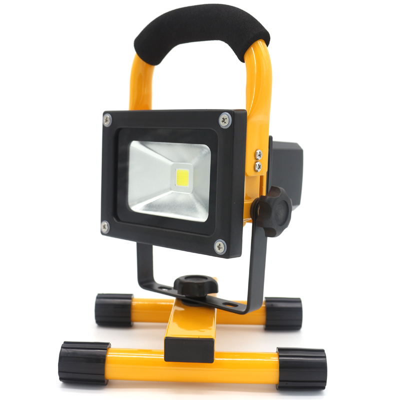 Купить с кэшбэком 10W*2 LED working light LED  tripod stand light